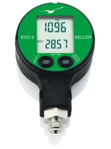 đồng hồ áp suất điện tử ECO 2