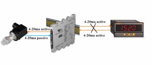Lổi thường gặp tín hiệu 4-20mA passive và active